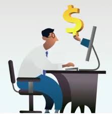 how do people make money online