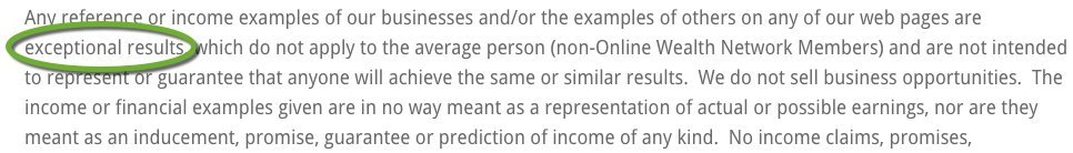one-ten-method-income-disclaimer
