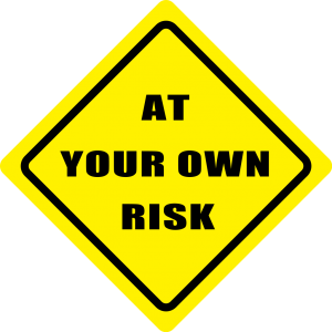 at-your-own-risk