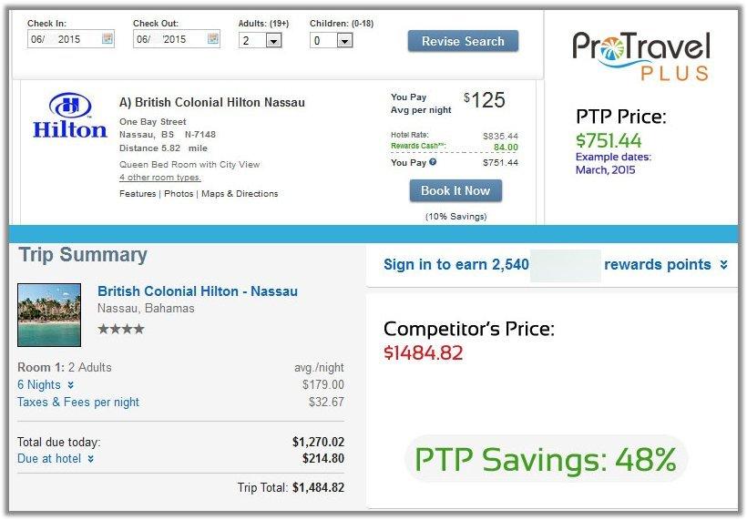 pro-travel-plus-savings