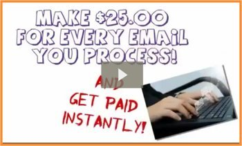 Is email processing jobs legit
