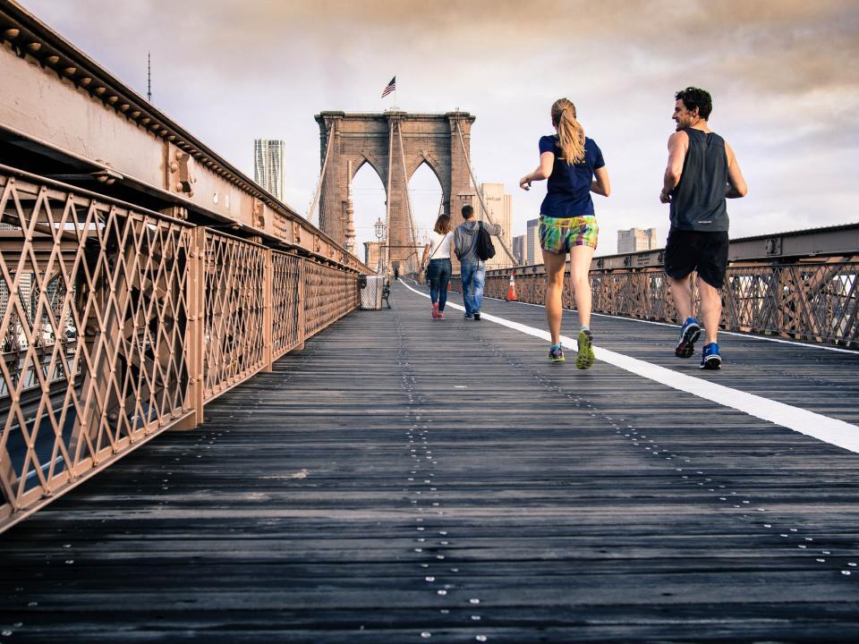 running-on-bridge