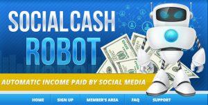 social-cash-robot