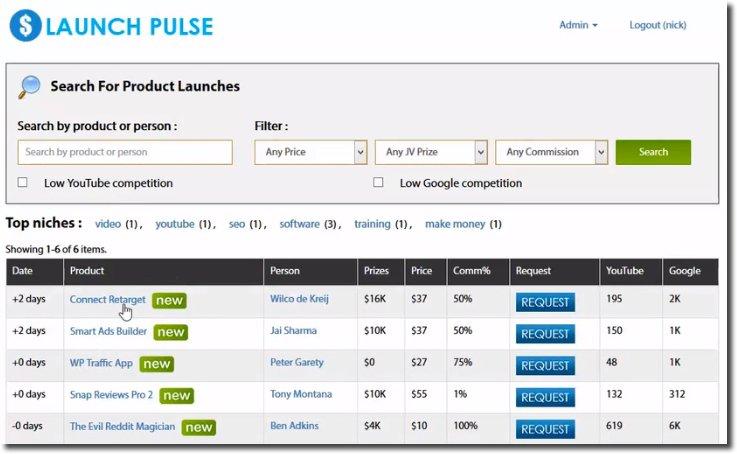 launch-pulse