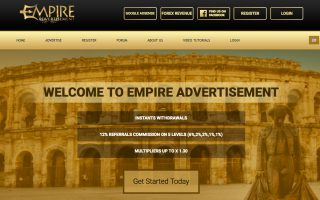 Empire Advertisement May Not Be A Scam But I Wouldn't Recommend It