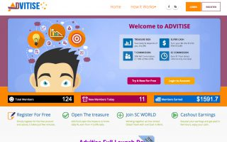 Advitise Review – Revenue Sharing Flop In The Making