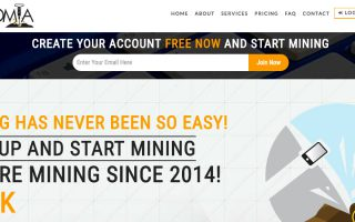 Coinomia Review – Bitcoin Hyped Mining Scam?
