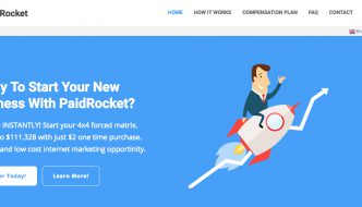 Paid Rocket Review – Another Cash Gifting Scam