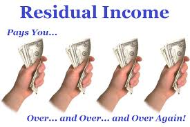 how to make a residual income online