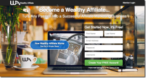 Wealthy Affiliate is my #1 Recommendation