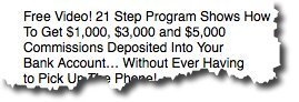 free-millionaire-system-scam