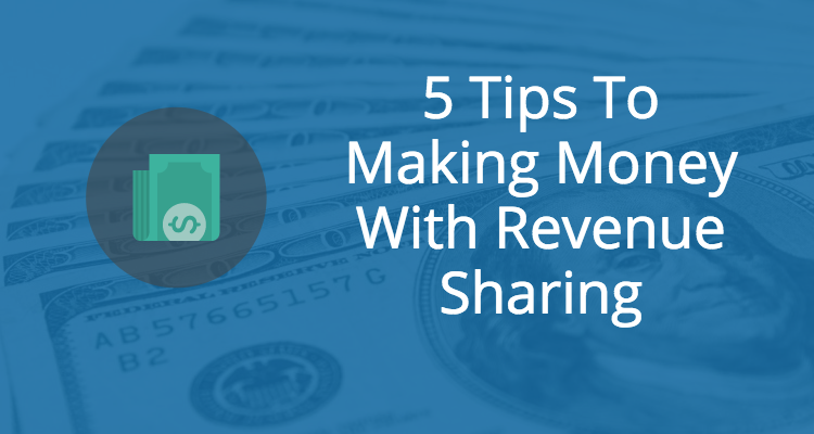 make-money-with-revenue-sharing
