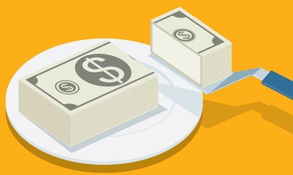 revenue-sharing-pie