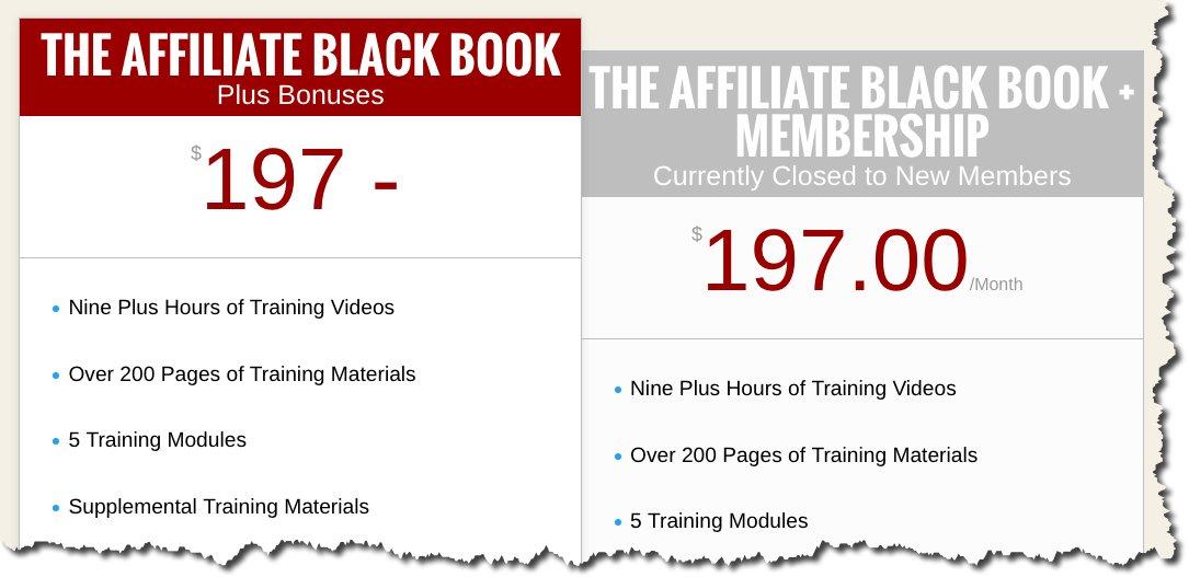 the-affiliate-black-book-price