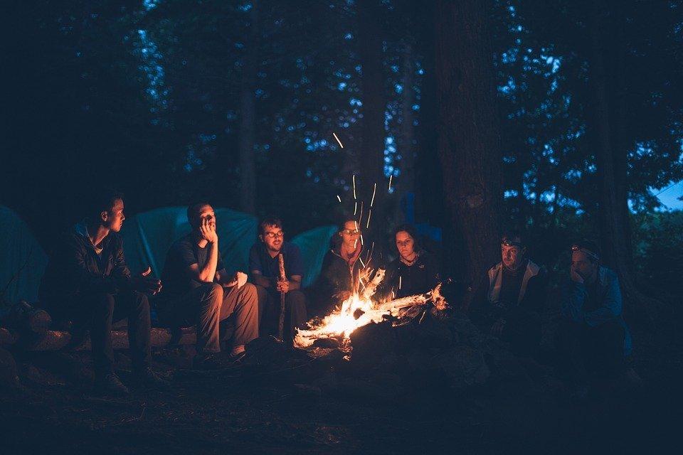 make money camping
