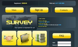 Part Survey Review – Another Too Good To Be True Scam