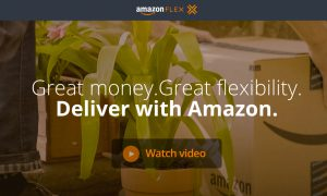 Make Money Delivering Products For Amazon to the Tune of $28/hr