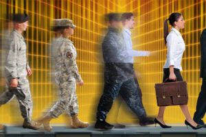 How to Transition From the Military to Civilian Employment