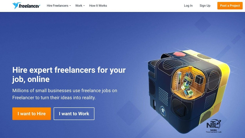work for freelancers