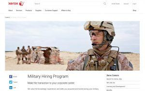 ATTN Military Veterans: The Xerox Heroes @ Home Program Has Work For You