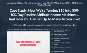 Affiliate Victory Review: Can You Really Make $100 By Spending $10