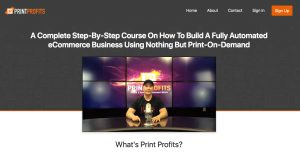 Print Profits Review: See Why This Will Actually Work Better Than Most