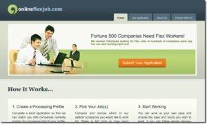 online-flex-job-review