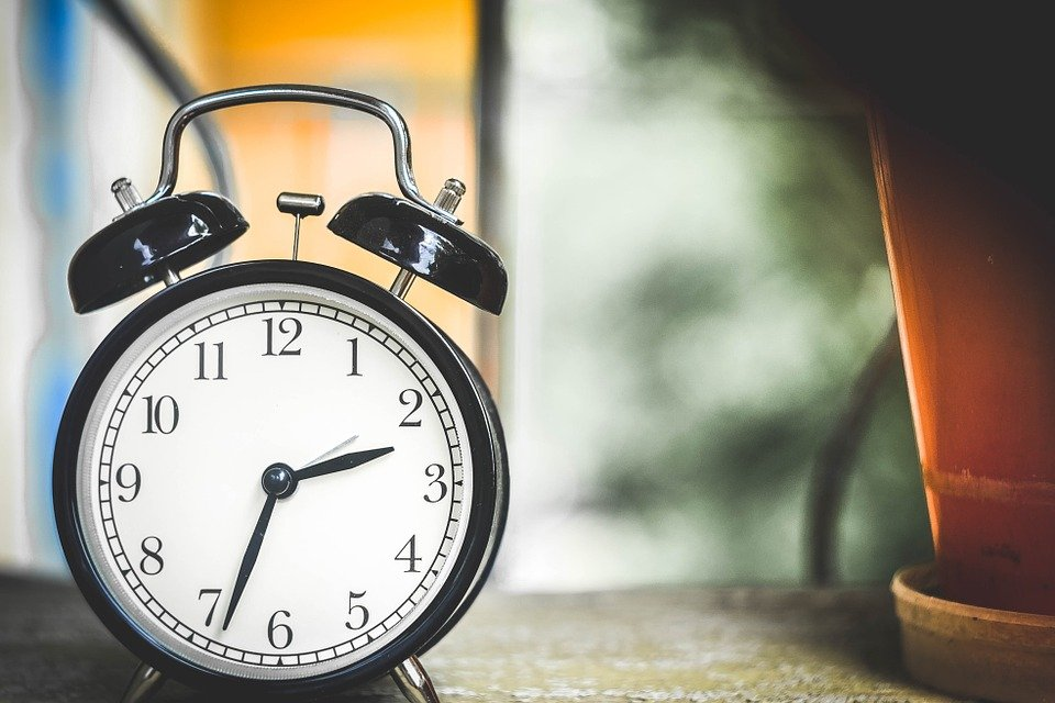 time-management-and-blogging