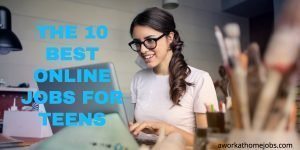 best-online-jobs-for-teens