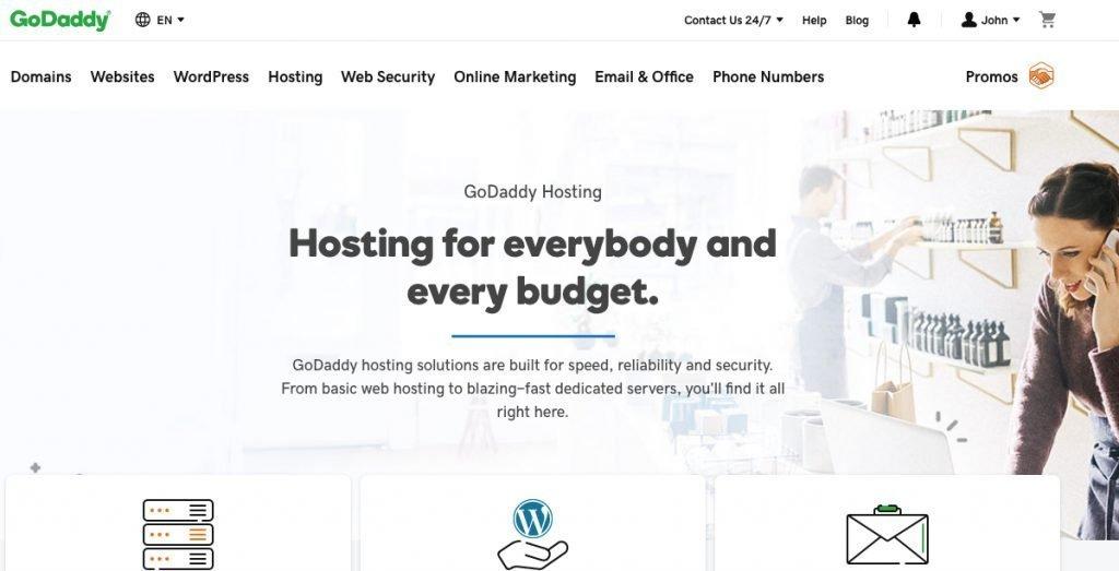 godaddy-hosting